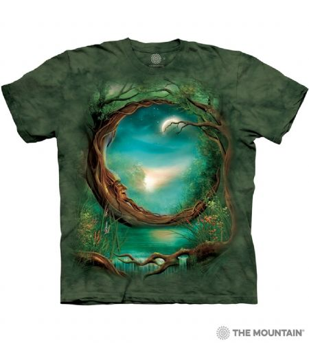 Moon Tree T-shirt | The Mountain®